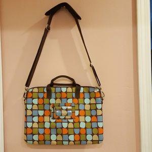 Casauri tablet ipad messenger bag carrying case